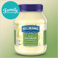 New FamilyRated Club Offer / Nouvelle offre du Club Family Rated: Hellmann's® with Avocado and a hint of Lime