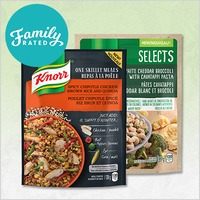 New FamilyRated Club Offer / Nouvelle Offre du Club FamilyRated: Knorr