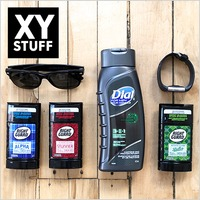 New Offer from XY Stuff Club / Nouvelle offre : Dial & Right Guard