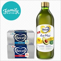 NEW FamilyRated Club Offer / Nouvelle offre du Club FamilyRated: Becel