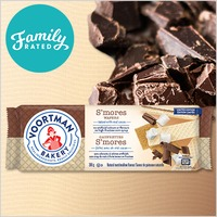 FamilyRated Club: Voortman S'mores Wafers