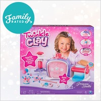 New FamilyRated Offer: Twinkle Clay Princess Studio