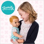 NEW FamilyRated Club Offer: Luvabella Baby Dolls