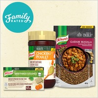 NEW FamilyRated Club / NOUVELLE Offre Club FamilyRated: Knorr 2019