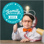 FamilyRated 2019 Reviewers' Choice Award™ Winners Announced!