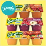 New FamilyRated Club Offer / Nouvelle Offre du Club FamilyRated: Mott's Fruitsations* +Fibre Unsweetened