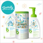 New FamilyRated Offer / Nouvelle Offre Club FamilyRated : Babyganics Products