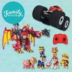 New FamilyRated Club Offer: Spin Master Toy Collection 2020