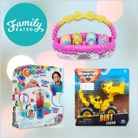 New FamilyRated Club Offer: Spin Master Toys Winter 2021