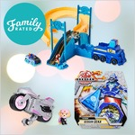 New FamilyRated Club Offer: Paw Patrol, Bakugan, and Kinetic Sand from Spin Master