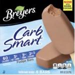 Breyers Carb Smart Fudge Bars