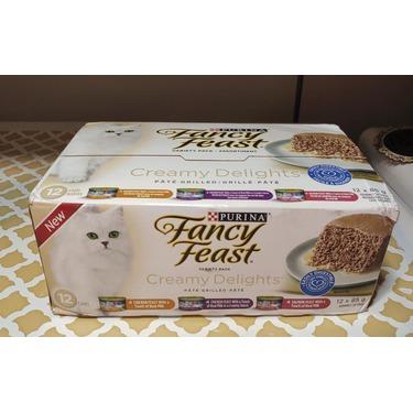 Purina – Fancy Feast – Creamy Delights