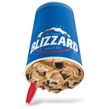 Dairy Queen Brownie Xtreme Blizard