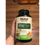now PETS OMEGA-3 Support Great Fish Flavor For Dogs/Cats