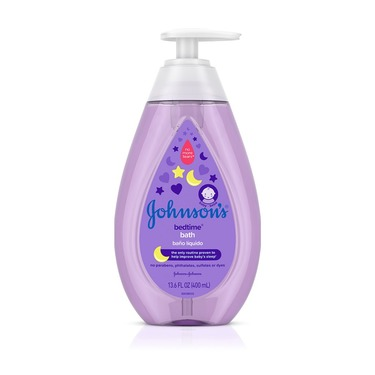 Johnson's® Baby Bedtime® Moisture Wash