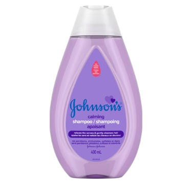 JOHNSON'S® Calming Baby Shampoo