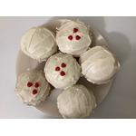 Betty Crocker creamy deluxe French vanilla frosting