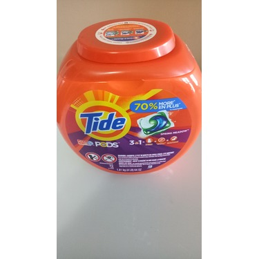 Tide pods 3 in 1 spring meadow