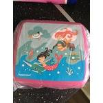 Tupperware mermaid lunch set