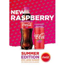 Coca Cola Raspberry