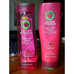 Herbal Essences Color Me Happy Shampoo and Conditioner