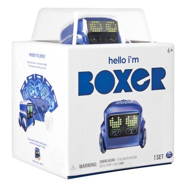 Boxer the Interactive A.I. Robot