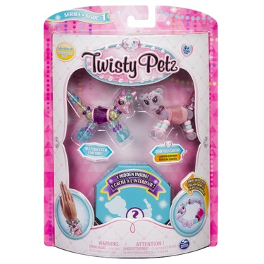 Twisty Petz Collectible Bracelet Set - 3 Pack