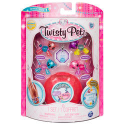 Twisty Petz Babies Collectible Bracelet Set - 4-Pack