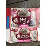 Betty Crocker Mug Cake - Confetti