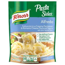 Knorr Alfredo noodles