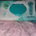 Pampers Aqua Pure Sensitive Baby Wipes