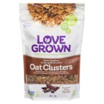 Love grown oat clusters - cocoa goodness