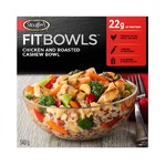 Fitbowls - Chicken and Roasted Cashews