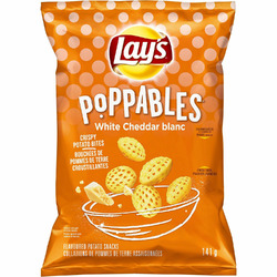 Lays White Cheddar Poppables