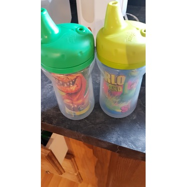 The First Years 9 Oz Insulated Sippy Cups