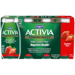 Activia Dailies Drink Yogurt