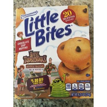 Entenmann's Little Bites - Chocolate Chip Muffins
