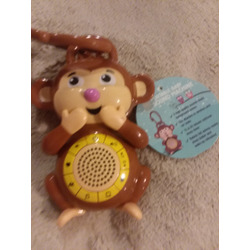 Big Red rooster portable baby sound machine