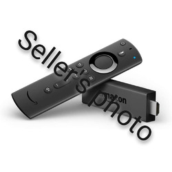 Amazon Firestick With Alexa Remote