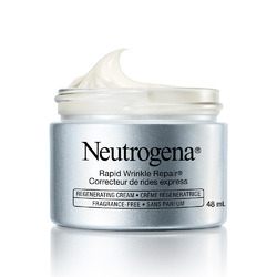 Neutrogena® Rapid Wrinkle Repair® Regenerating Cream - Fragrance Free