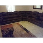 Southern Comfort Sectional