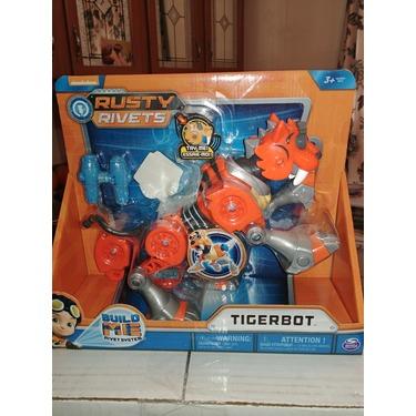 Rusty Rivets - Tigerbot