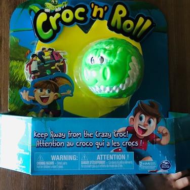 Croc 'n' Roll