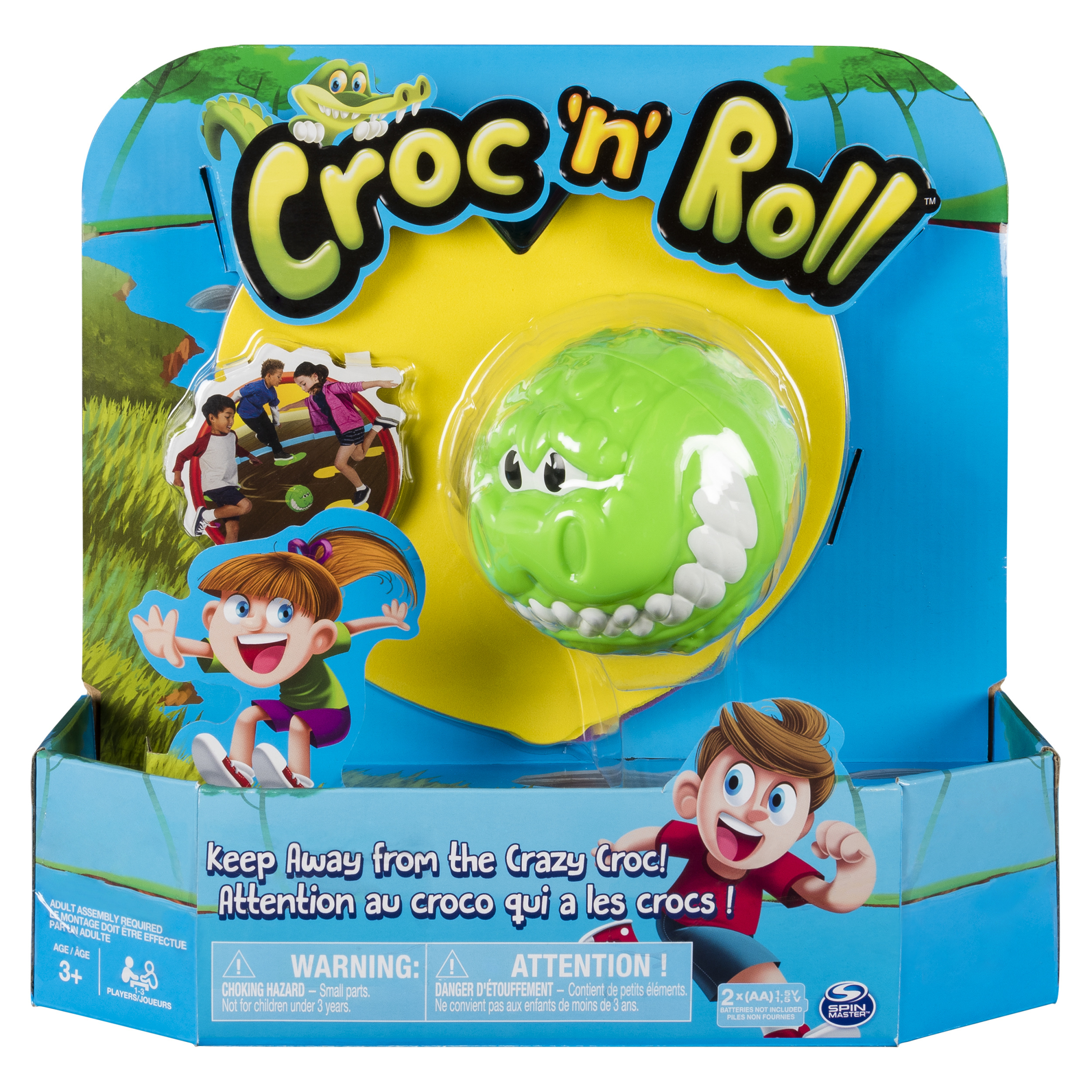 Rock And Roll Games >> Croc N Roll Reviews In Games Familyrated