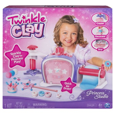 Twinkle Clay Princess Studio