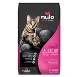 Nulo Medalseries Grain Free Cat and Kitten Turkey and Cod Recipe