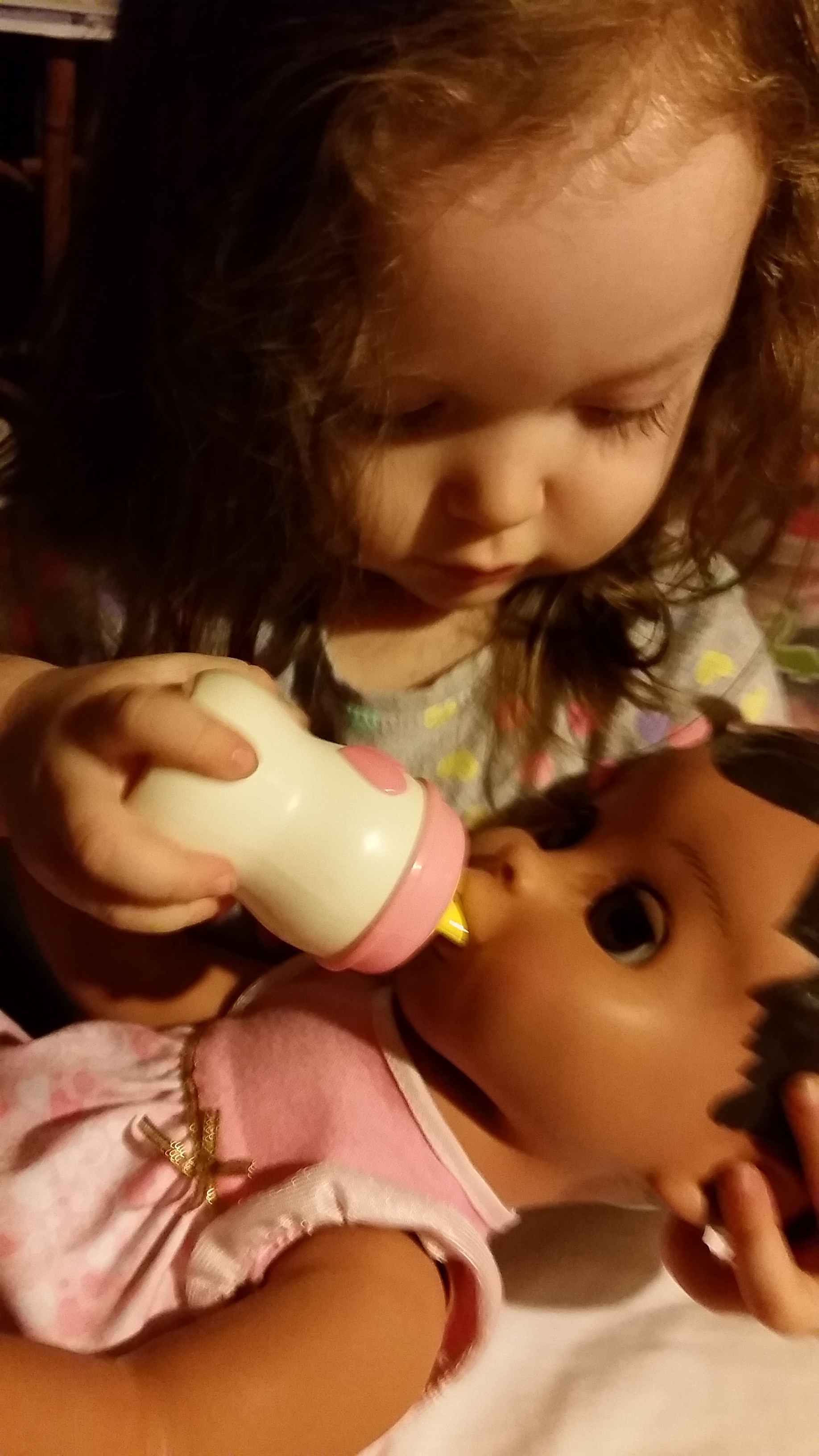 Luvabella Responsive Baby Doll Brown Hair Reviews In Dolls And Accessories Familyrated Page 4