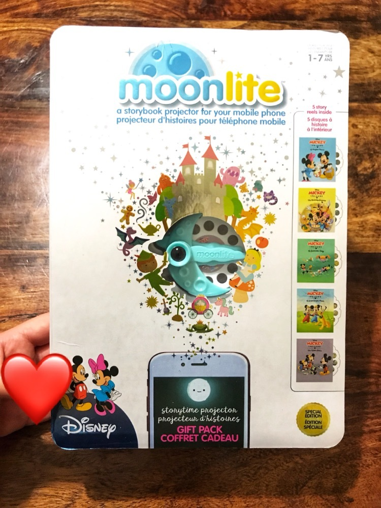 Moonlite Gift Pack Disney Reviews In Electronic Toys For Kids