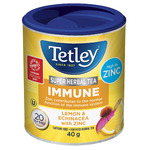Tetley Super Herbal IMMUNE Lemon & Echinacea with Zinc