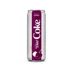 Diet Coke Feisty Cherry